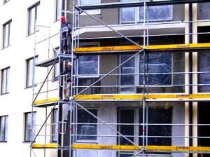 Утепление стен фасадов Киев.