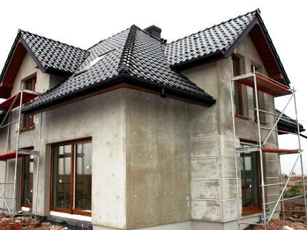 Цены на утепление фасадов домов Киев