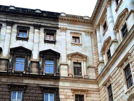 Обследование и ремонт фасадов