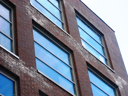 Мойка и чистка фасадов домов