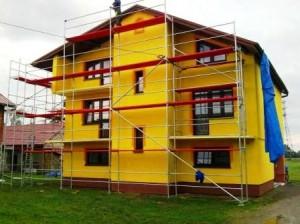 Утепление частных домов