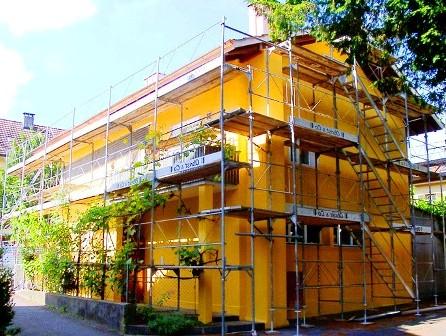 Утепление фасадов частных домов киев