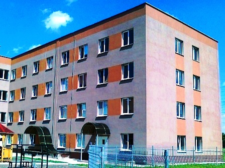 Теплоизоляция фасадов многоэтажных домов