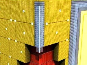 Теплоизоляция дома базальтовой минеральной ватой