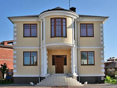 утепление частного дома Киев