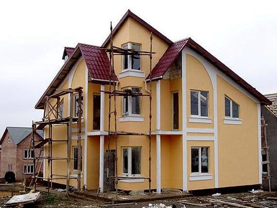 утепление домов в киевской области