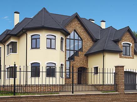 утепление домов в киеве классический фасад