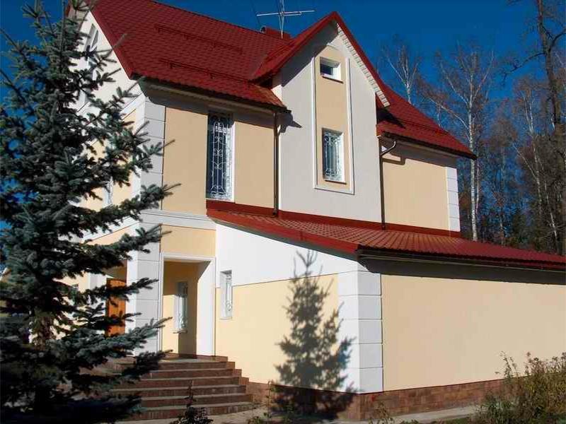 утепление домов пенопластом отделка фасадов