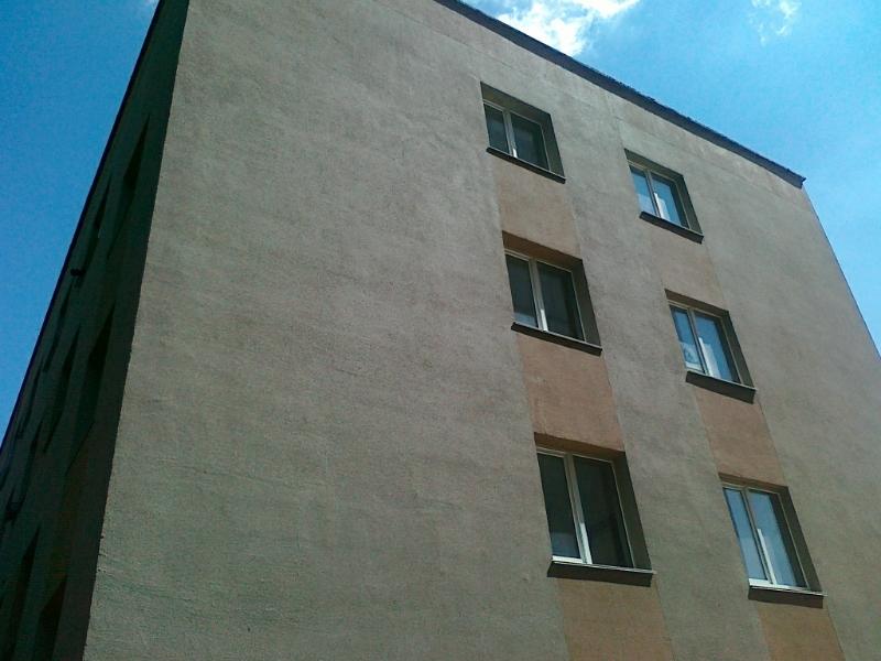утепление фасада высотного дома