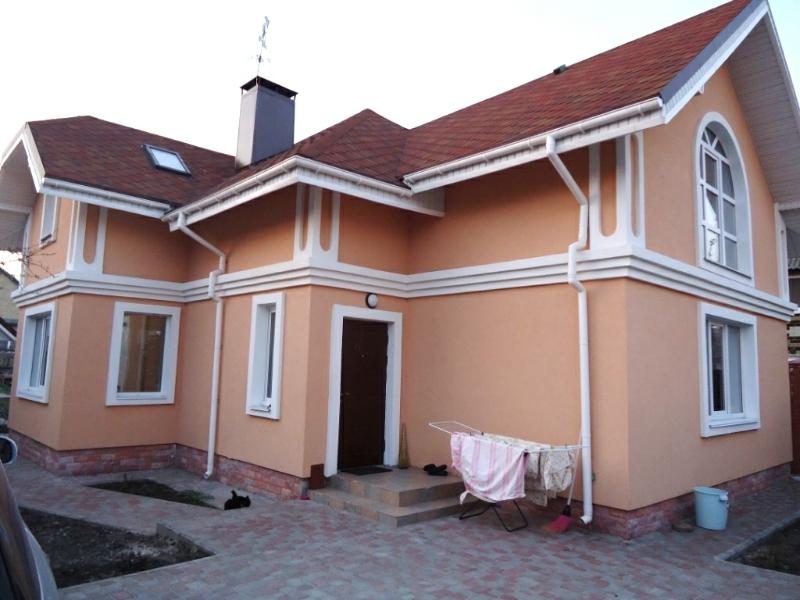 утепление дома киев пенопластом