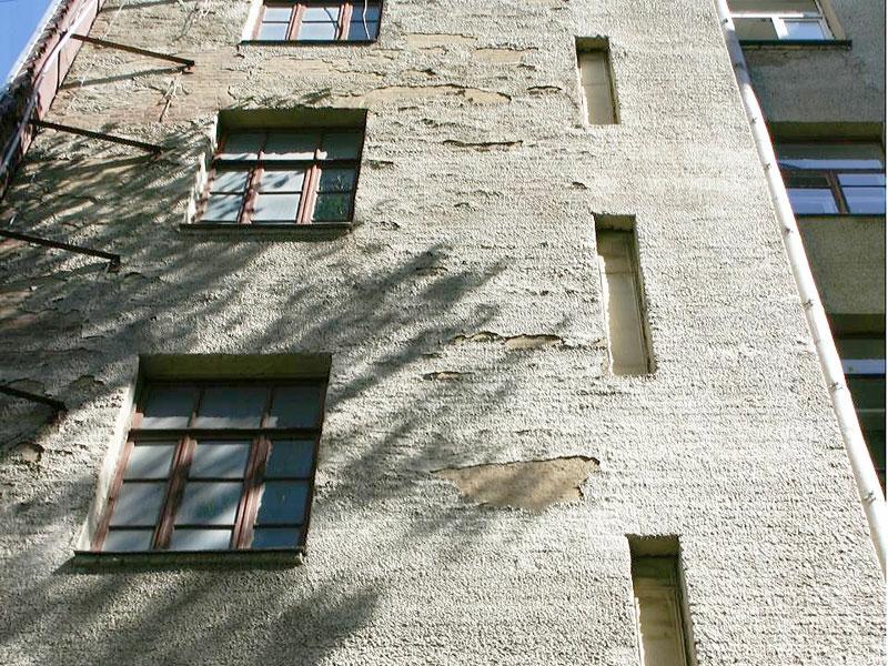востребованность покраски фасада