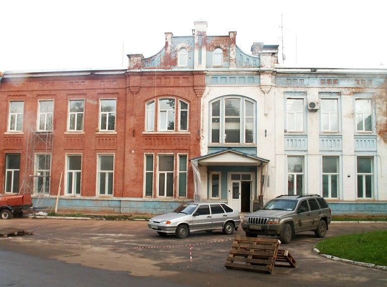 частичный ремонт фасада дома