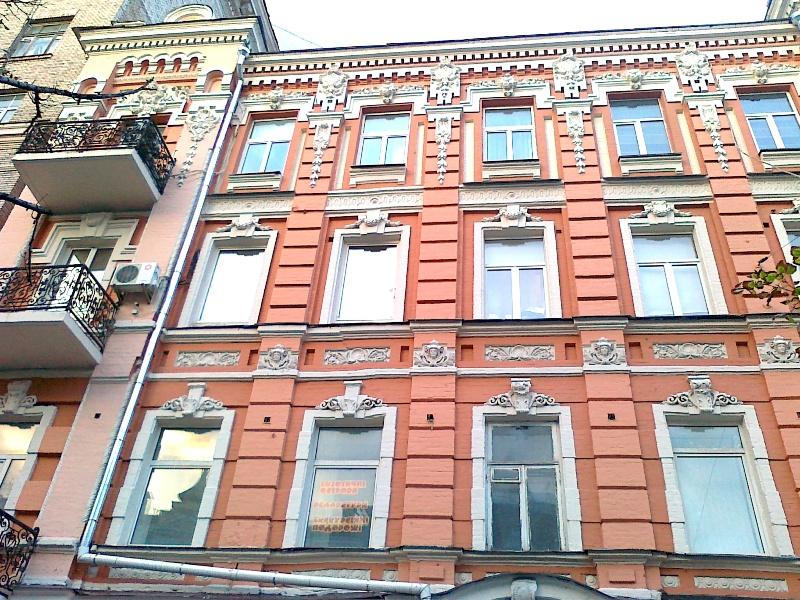 фасад после реставрационных работ