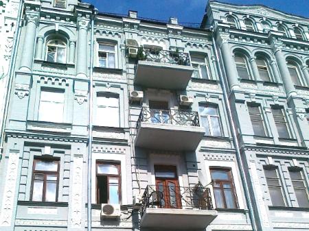 покраска фасада дома услуги альпинистов