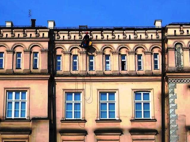 высотные работы ремонт фасада дома